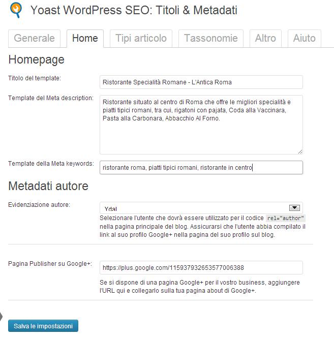 wordpress-seo-configurazioni